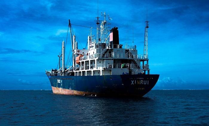 Cargo Ship Plastimo Sigfox