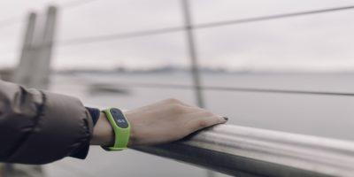 Green Fitbit