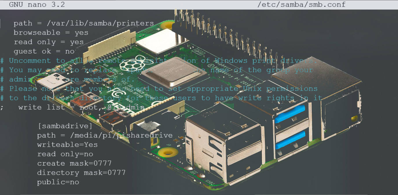 How to Build a NAS Server with Raspberry Pi