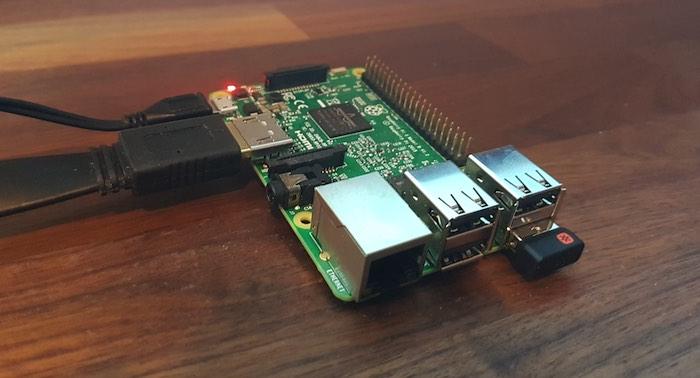 Raspberry Pi Flash Kali Linux