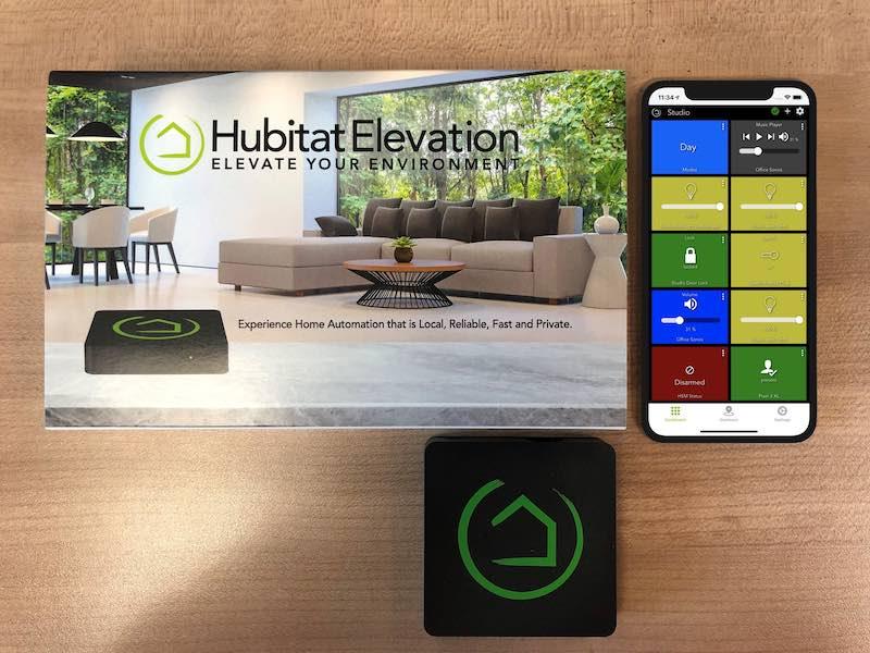 Hubitat Elevation Mobile App And Home Automation Hub