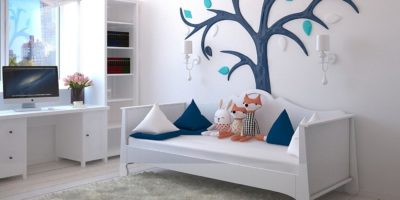 Smart Products Child Room Featured