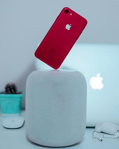 News Homepod Patent Iphone
