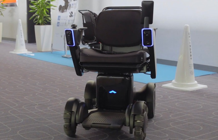 News Self Driving Wheelchairs Empty