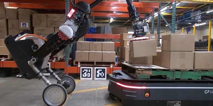 News Warehouse Robots Content