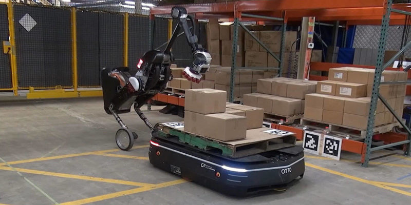 News Warehouse Robots Featured