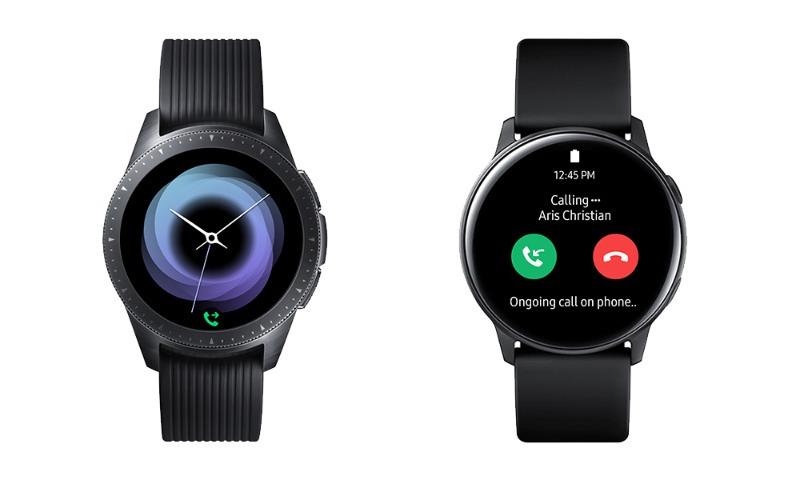 Ecg Wearables Samsung Galaxy Watch Active 2