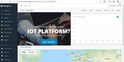 Featured Image Thinger Io Platform Getting Started