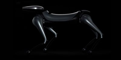Koda Robot Dog Featured