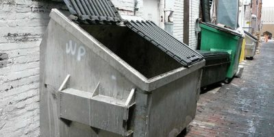 What Is Smart Dumpster Monitoring