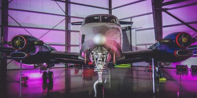 Drone Airplane Inspections Featured