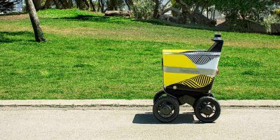 Uber Postmates Delivery Robots Featured