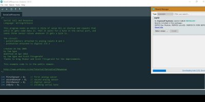 Featured Change Arduino Ide Background Theme Colors Font Scheme