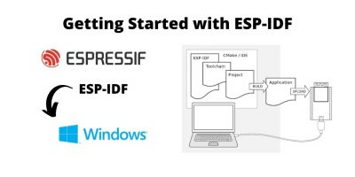 Step By Step Installation Guide For Esp Idf On Windows