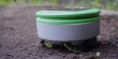 Tertill Gardening Robot Featured