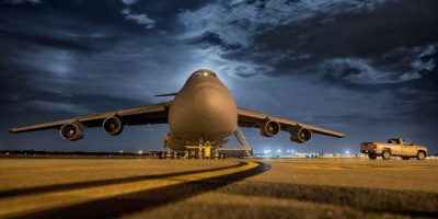 Blockchain Secure Air Force Featured